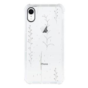iPhone Xr 透明防撞殼(黑邊鏡頭)