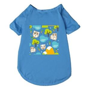 V領寵物襯衫