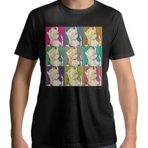 Bowsette - Men 's Cotton Round Neck T - shirt