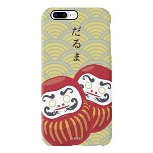 幸运达摩iPhone 8 Plus TPU Dual Layer Protective Case