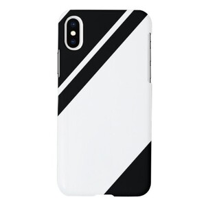 Line series MK2 iPhone Xs Matt Case