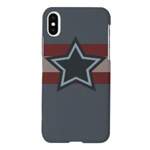 Captain infinity war iPhone Xs Matt Case