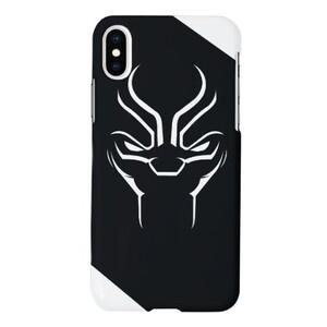 Black Panther iPhone Xs Matt Case