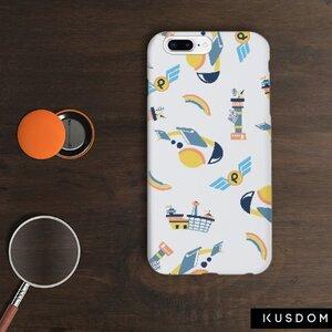 iPhone 8 Plus TPU 雙層保護殼