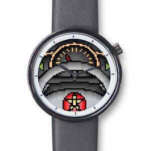 Pixel Driver Position Design Classic Watch