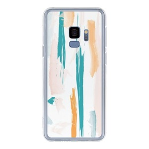 Spring Dash Samsung Galaxy S9 Transparent Slim Case