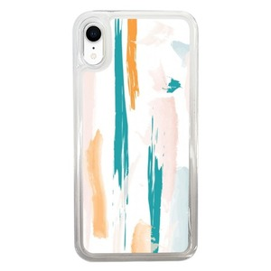 Spring Dash iPhone Xr Liquid Glitter Case