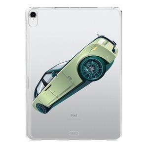 RR  iPad Pro 11 inch(2018) Transparent Case