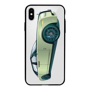 RR iPhone Xs Max Transparent Bumper Case