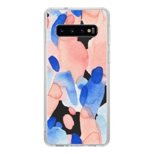 Samsung Galaxy S10 Transparent Slim Case