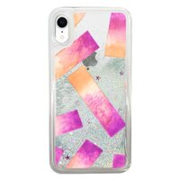 iPhone Xr Liquid Glitter Case