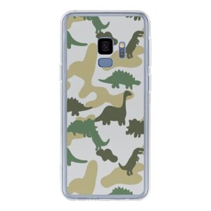 Samsung Galaxy S9 Transparent Slim Case