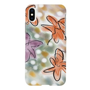 Flower iPhone Xs Matt Case