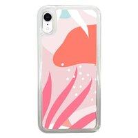 iPhone Xr Liquid Glitter Case