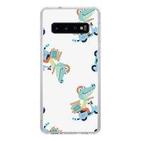 Samsung Galaxy S10 Transparent Slim Case