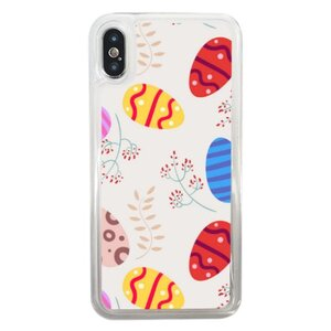 iPhone Xs Max Liquid Glitter Case