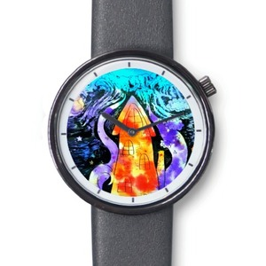 海中小屋手錶