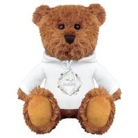 Hoodie Teddy Bear Stuffed Animal
