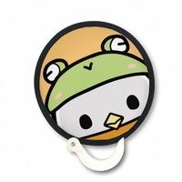 青蛙-扭蛋雞-折疊扇