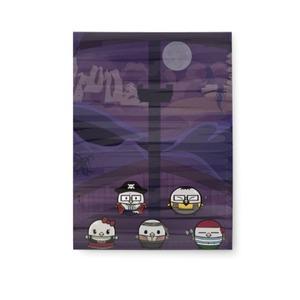 海盜風-扭蛋雞-折叠镜 5''x 7''