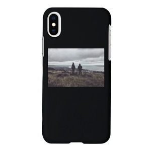 iPhone Xs Capture View Matt Case in Black