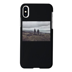 iPhone Xs Max Capture View Glossy Case in Black