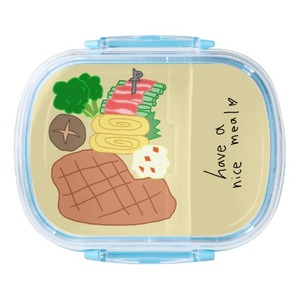 Lunch Box have a nice meal