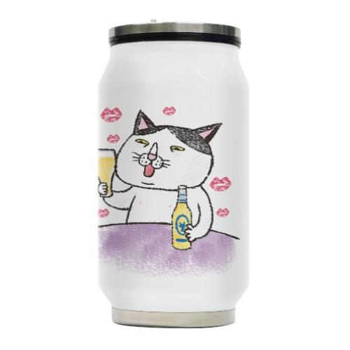 啤酒太郎汽水罐形水樽