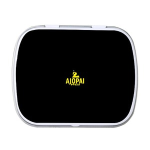 AJOPAI|小雞鐵盒 Metal Hinge Top Tin (Small)