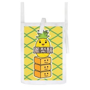 台灣小吃 - 迷你側背袋【鳳梨酥】