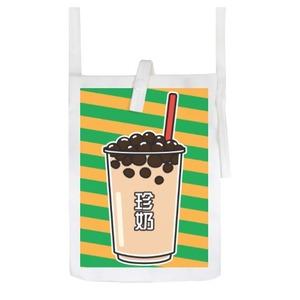台灣小吃 - 迷你側背袋【珍珠奶茶】