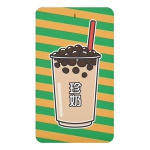 台灣小吃 - 4000mAh 行動電源【珍珠奶茶】