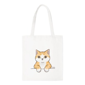 Canvas Shoulder Tote Bag