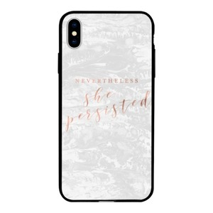 iPhone Xs Max Transparent Bumper Case