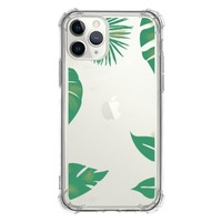 iPhone 11 Pro Transparent Bumper Case(Fully transparent)