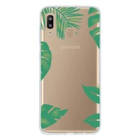 Samsung Galaxy A20 Transparent Slim Case