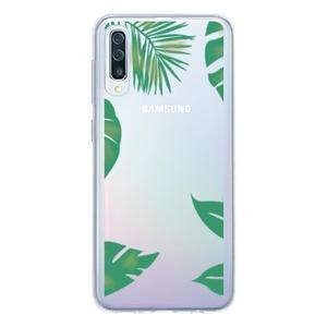 Samsung Galaxy A50 Transparent Slim Case