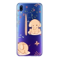 VIVO Y95 Transparent Slim Case