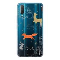 VIVO Y17 Transparent Slim Case