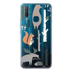 VIVO Y17 Transparent Slim Case