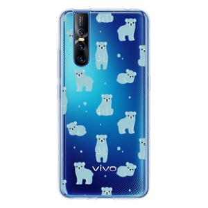 VIVO V15 Pro Transparent Slim Case