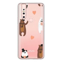 VIVO V15 Transparent Slim Case