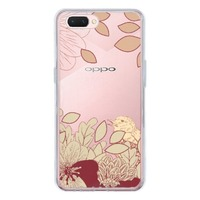 OPPO A5 Transparent Slim Case