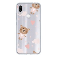 Redmi Note7 Transparent Slim Case