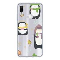 Redmi Note7 Transparent Slim Case