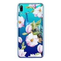 Huawei Y7 Pro 2019 Transparent Slim Case