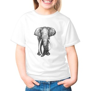 Girls' Basic T-Shirt