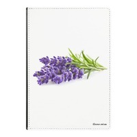 Lavender A5 Notebook life