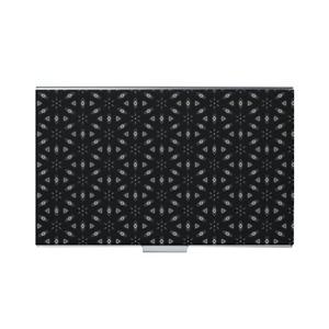 Kettukas #1 Rectangular leather card case