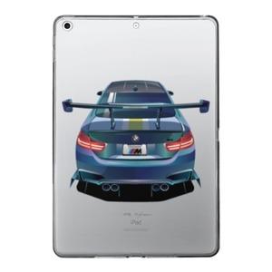 iPad 10.2 Clear Case F82 M4 APR Performance